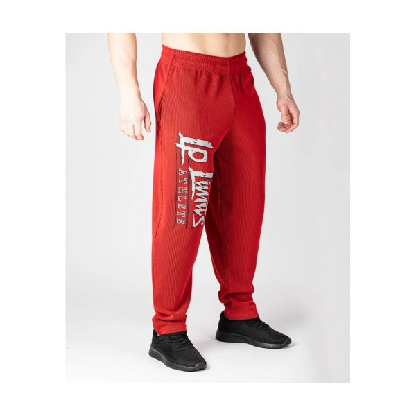 MNX Football Tee No. 90, Red