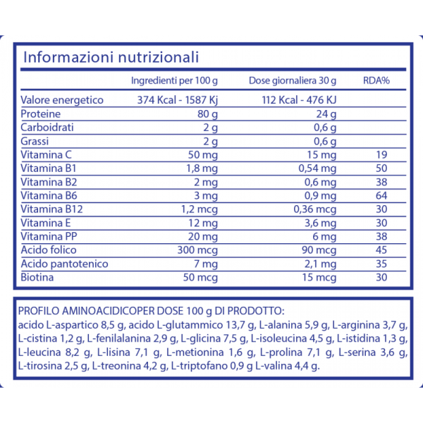 Taurina Powder